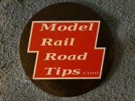 Model Railroad Tips coaster